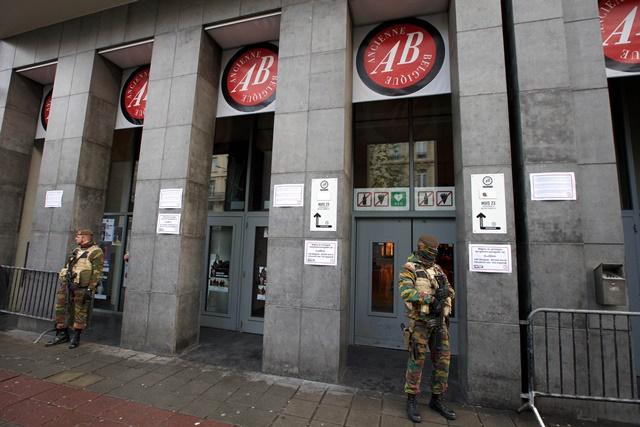 BELGIUM-FRANCE-ATTACKS-SECURITY