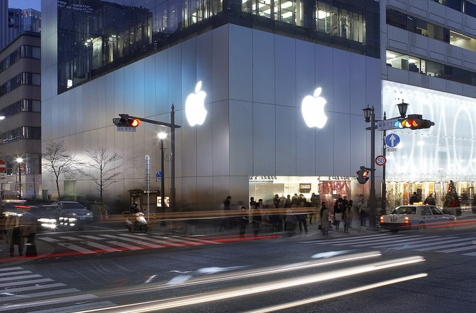 Ginza_Apple_Store_Japan
