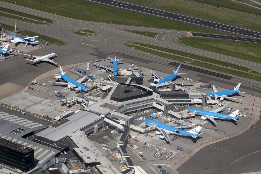 amsterdam-schipol-airport