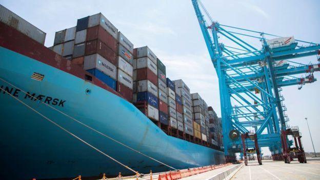 Maersk บริษัทเดินเรือยักษ์ใหญ่ ตกเป็นหนึ่งในเป้าการโจมตีไซเบอร์ที่เรียกว่า Petya